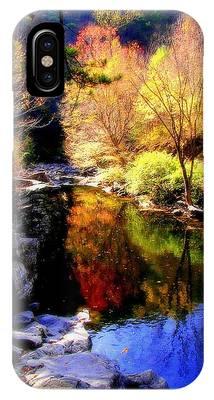 Splendor Of Autumn IPhone Case