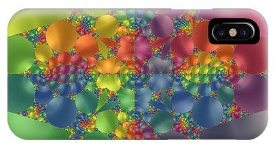 Spring Promises Fractal IPhone Case