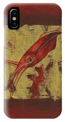 Squid IPhone Case