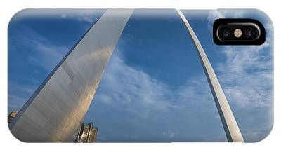 St. Louis Gateway Arch Sunrise IPhone Case