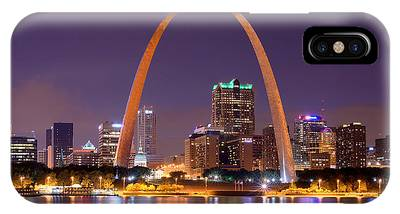 St. Louis Arch Phone Cases