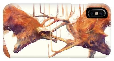 Deer IPhone Cases