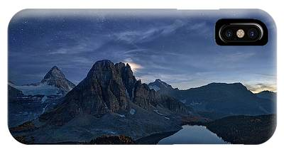 Canadian Rockies Phone Cases