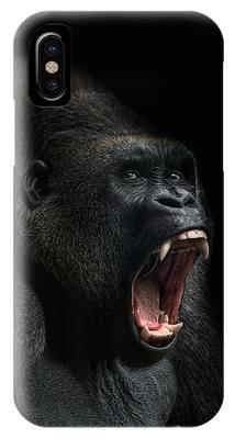 Gorilla iPhone Cases