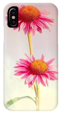 Cone Flower Phone Cases