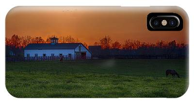 Walmac Farm Ky  IPhone Case