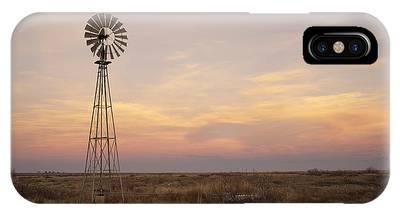 Farm Scene Phone Cases