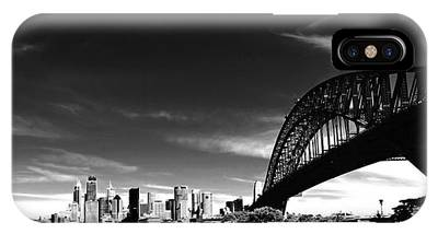 IPhone Case featuring the photograph Sydney by Chris Cousins