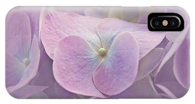 Symphony In Purple IPhone Case