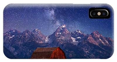 Barns iPhone Cases