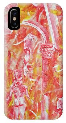 The Art Of Sculptures IPhone Case