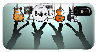 Legends Music iPhone Cases