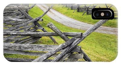 The Bloody Lane At Antietam IPhone Case
