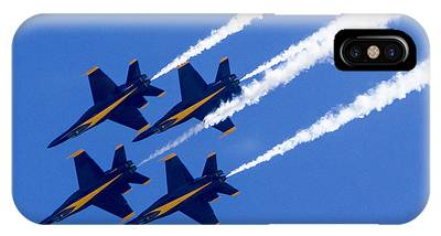 The Blue Angels In Action 2 IPhone Case