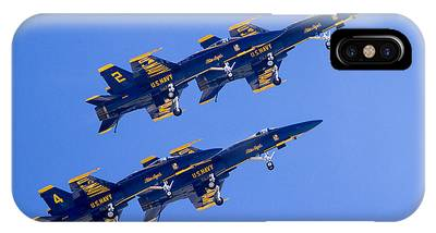 The Blue Angels In Action 3 IPhone Case
