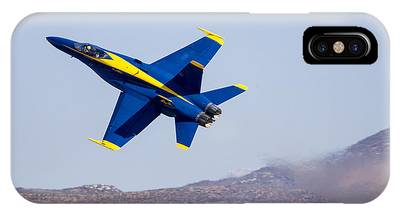 The Blue Angels In Action 4 IPhone Case