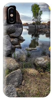 Watson Lake iPhone Cases