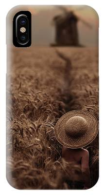 Playing Field Phone Cases