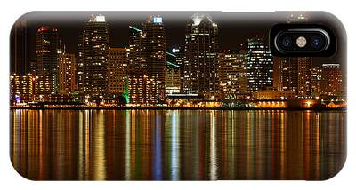 The Colors Of San Diego IPhone Case