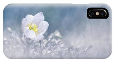 Hoar Frost Phone Cases
