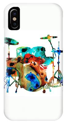 Drum iPhone Cases