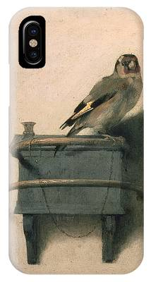 Finch iPhone Cases