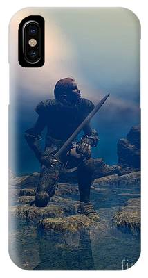 The Hand Of God On Your Head IPhone Case