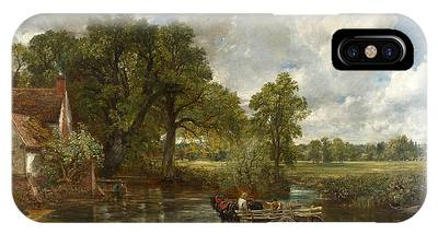 The Hay Wain IPhone Case
