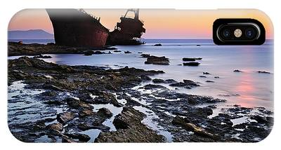 Shipwrecks Phone Cases