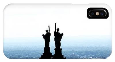 The Liberty Building IPhone Case