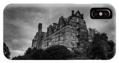 IPhone Case featuring the photograph The Majestic Hotel by Dennis Dame