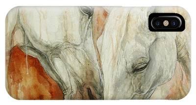 Horse Art Phone Cases