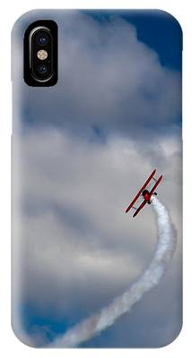 The Vapor Trail IPhone Case