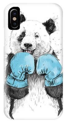 Boxer iPhone X Cases