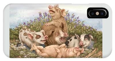 Pig Phone Cases