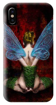 Self Discovery Paintings iPhone Cases
