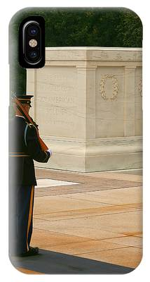 Tomb Of The Unknown Soldier IPhone Case