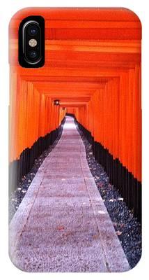 Torii Gates In Fushimi-inari Japan IPhone Case