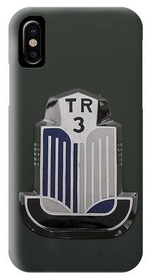 Tr3 Hood Ornament 2 IPhone Case