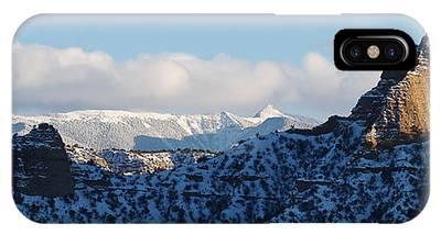 Truchas Peaks IPhone Case