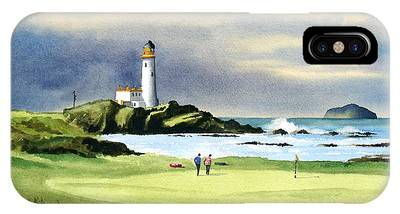 Lighthouse Art iPhone Cases