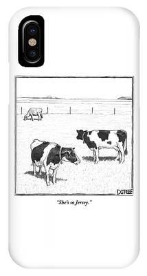 Rural Scenes iPhone Cases