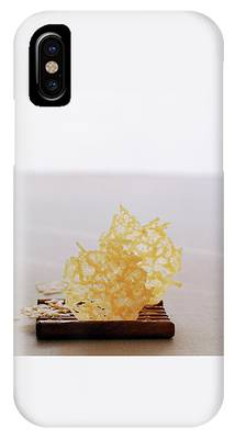 Two Parmesan Onion Puffs IPhone Case