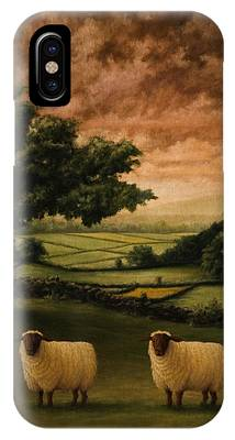 Irish Landscape Phone Cases