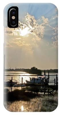 Tybee Sunset IPhone Case