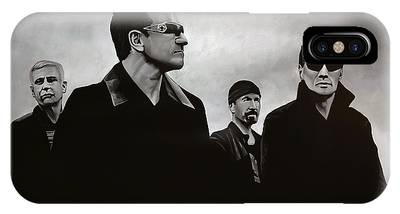 U2 IPhone Cases