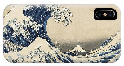 Hokusai Wave Phone Cases