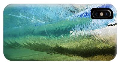 Tidal Waves iPhone Cases