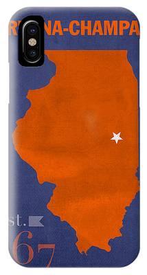 University Of Illinois IPhone Cases