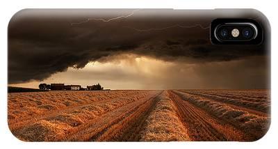 Farming Phone Cases